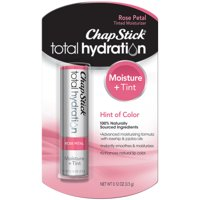 ChapStick Total Hydration Tinted Moisturizer Lip Balm, Pink Nude