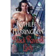 Black Raven's Lady : Highland Lairds Trilogy