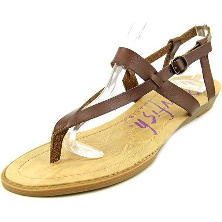 0fcea3da5b6 Blowfish Berg Women Open Toe Synthetic Thong Sandal - Walmart.com
