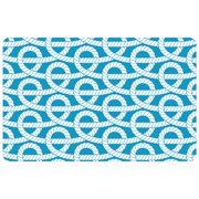 Bungalow Flooring Surfaces Nautical Knots Doormat