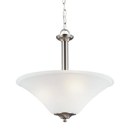 Sea Gull Lighting Holman 69808BLE 3-Light Pendant - ENERGY STAR
