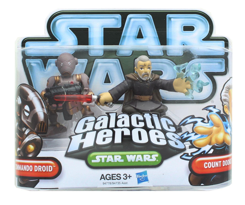 Count Dooku Build Idea — STAR WARS™ BATTLEFRONT™