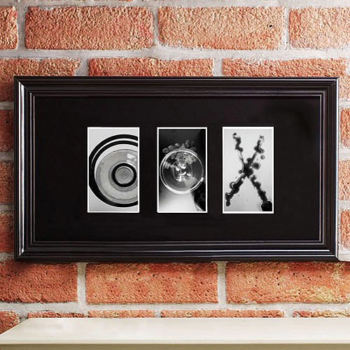 Personalized Wine Alphabet Photography Frame Three