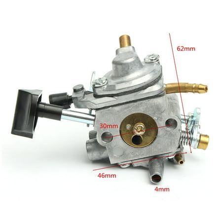 Carburetor Carb Fuel Filter Kit For Zama Stihl BR500 BR550 BR600 Backpack Blower - image 6 of 12