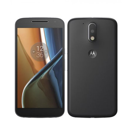 Motorola Moto G 4th Generation XT1625 32GB Black GSM Unlocked Smartphone
