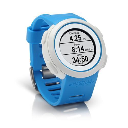 Magellan Echo Fit Sports Watch Blue TW0201SGXNA