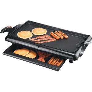 ELECTRIC NON-STICK GRIDDLE