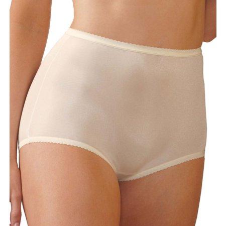 5228eeee19b7 Shadowline - Women's Shadowline 17042 Pants & Daywear Nylon Classic Brief  Panty - Walmart.com
