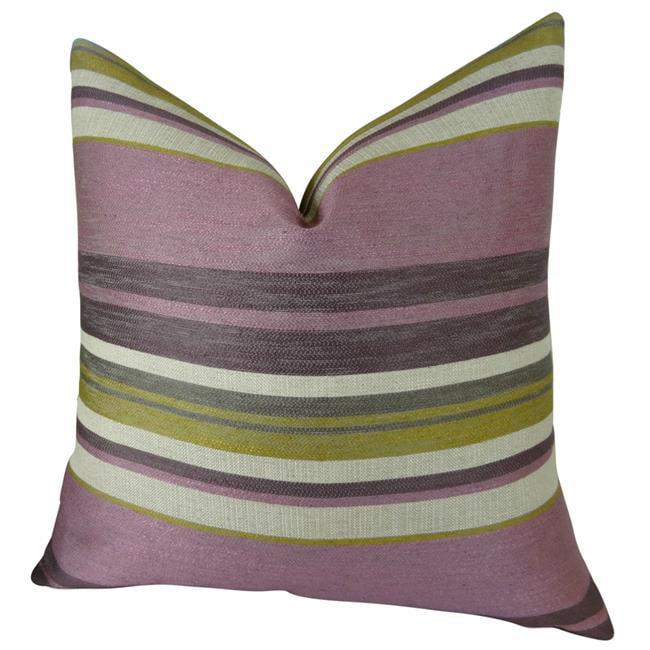 """Plutus Berry Crush Handmade Throw Pillow, (20"""" x 26"""" Standard) - image 1 of 1"""
