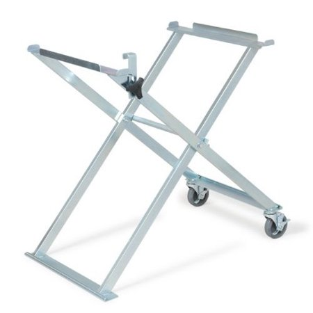 MK Diamond 169243 Saw Stand with Casters for Tubular Frame