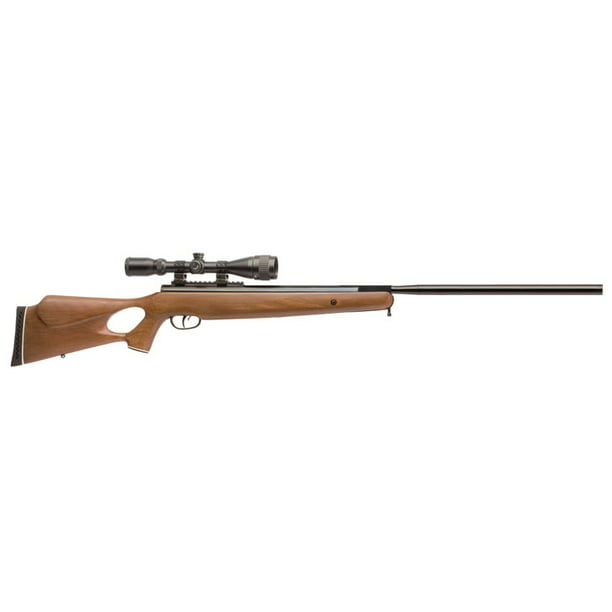 Benjamin Trail NP XL 1100 .22 caliber Break Barrel Air Rifle with scope 1100fps, BT1122WNP
