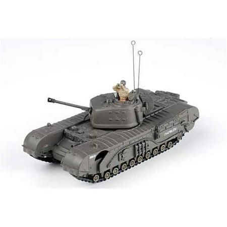 Forces of Valor FOR95003 U.K. Churchill Model Tank (Forces Of Valor Toys)