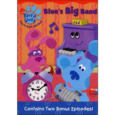 Blue's Clues: Blue's Big Band (Full Frame)