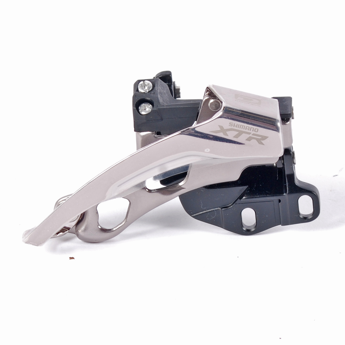 Shimano XTR FD-M980E MTB desviador 3 x 10 velocidades plata + Shimano en Veo y Compro