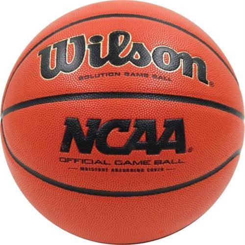 Olympia Sports BA759P Wilson Leather Game Basketball - Inter.