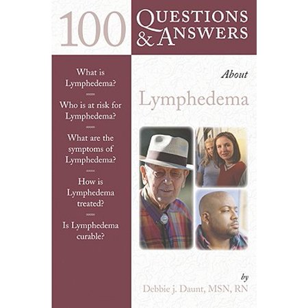 100 Questions & Answers about Lymphedema (Answers 100 Pics Halloween)
