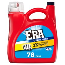 Laundry Detergent: Era Oxi Booster