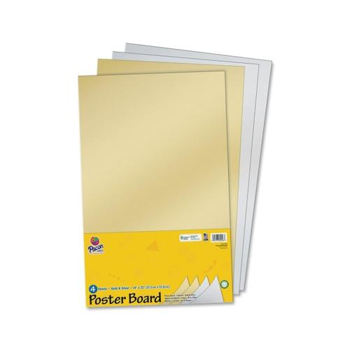 Pacon Half-size Sheet Poster Board PAC5446