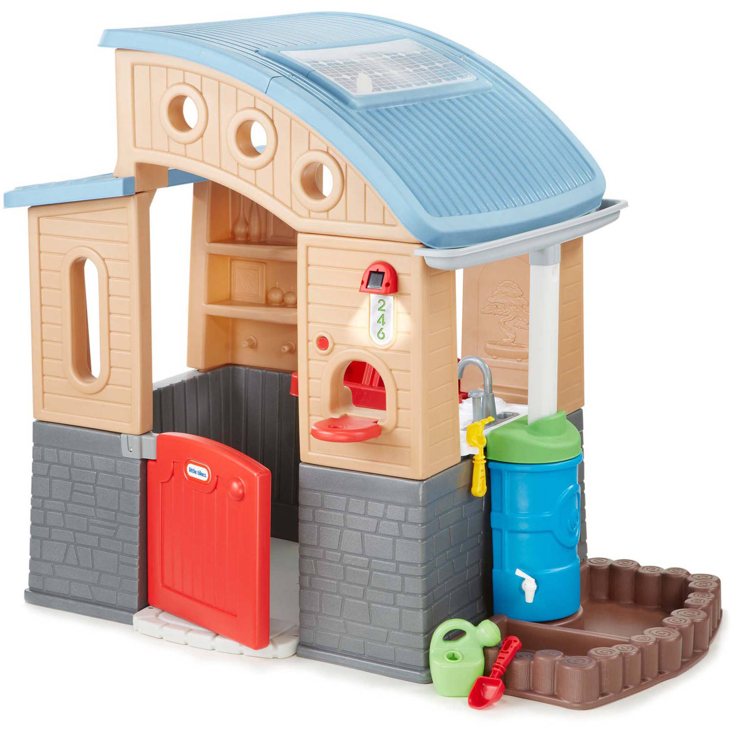 Little Tikes Go Green Playhouse Walmart