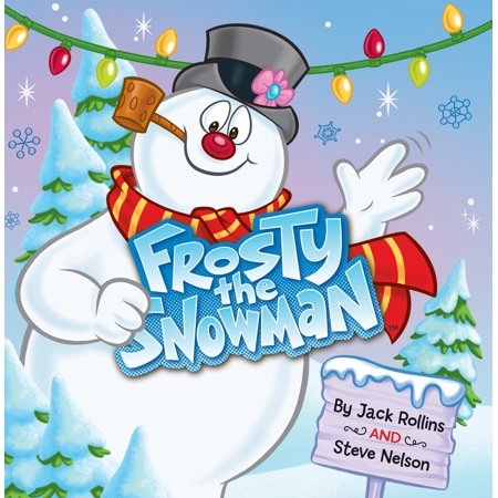Frosty the Snowman (Board Book)](Frosty The Tiger)
