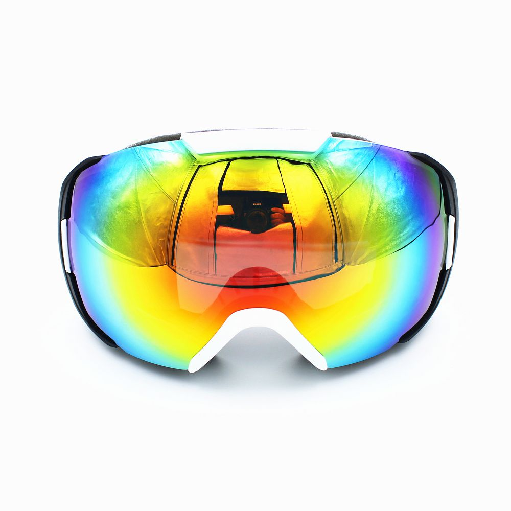 Ediors Windproof Professional Goggles Skiing,Snow,Snowboard,Snowboarding,Snowmobile Eyewear with Dual Anti-fog,UV... by Ediors