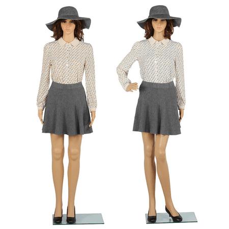 Female Shirt Form (68.9