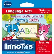VTech InnoTab Software, Cody and Cora Learn to Write