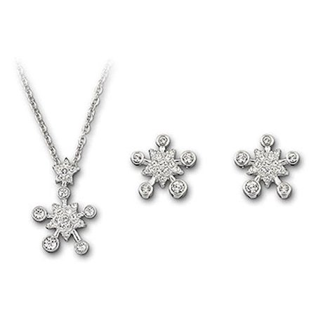 - Jewelry 1062764 Mady Pierced Earrings and Pendant Set