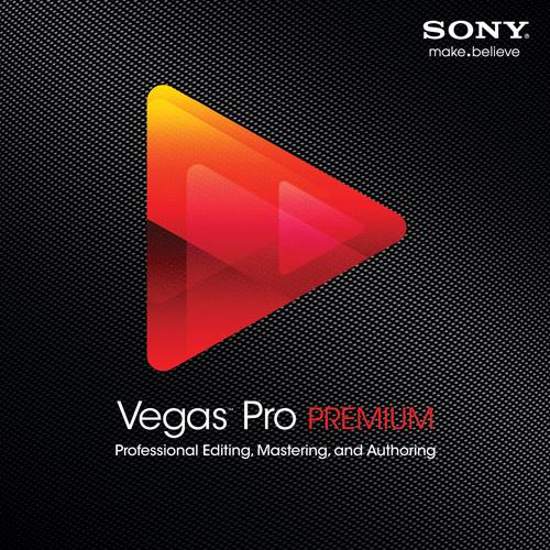 Sony Vegas Pro Premium
