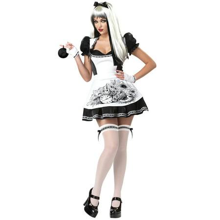 Dark Alice Costumes (Dark Alice Adult Costume)