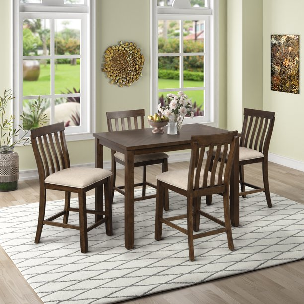 Dining Table Sets For Room 5, Cream Coloured Kitchen Table And Chairs