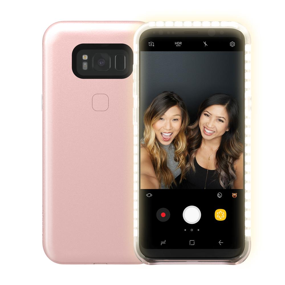 Incipio LUX Brite for Samsung GS8 - Rose