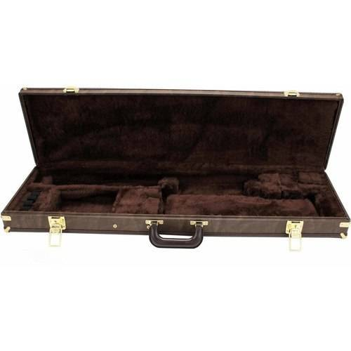 Browning Traditional Universal Over/Under BT Trap Case Classic Brown
