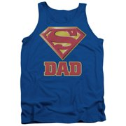Superman - Super Dad - Tank Top - XX-Large