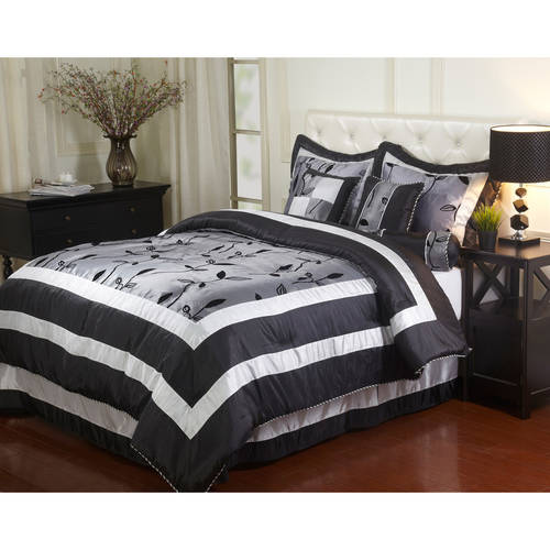 Pastora 7-Piece Bedding Comforter Set