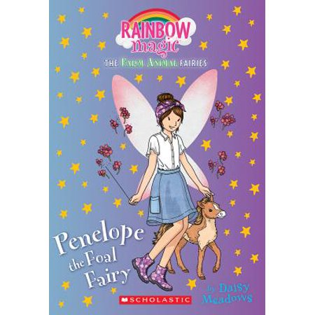 Rainbow Magic The Rainbow Fairies (Penelope the Foal Fairy : A Rainbow Magic)