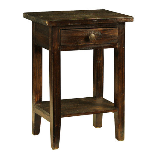 Antique Revival Carol End Table