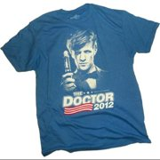 Doctor Who Election 2012 Adult T-Shirt
