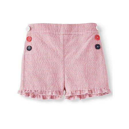 Gingham Girls Shorts - Wonder Nation Gingham Short (Toddler Girls)