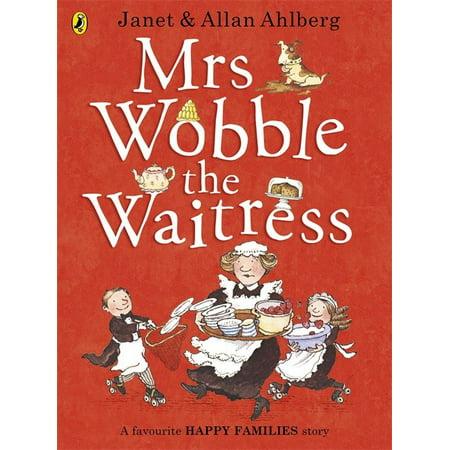 Mrs Wobble the Waitress (1950s Waitress)