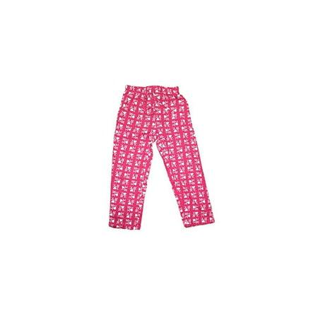 X-Large I Love Ny Hot Pink Lounge Pants New York Heart Pajama Bottoms](I Love Ny Pajamas)