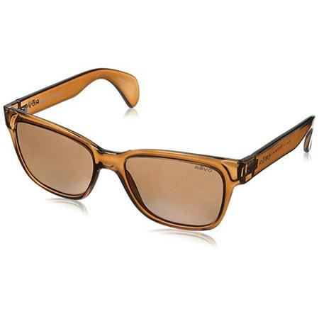 Revo Eyewear Sunglasses Trystan Rootbeer with Polarized Terra Lenses
