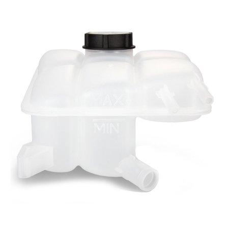 Heater Coolant Expansion Tank + Cap 30776151 30776150 For VOLVO C30 C70 S40 - image 5 de 5