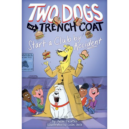 Two Dogs in a Trench Coat Start a Club by (Dogs That Start With The Letter S)