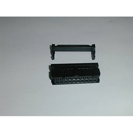 IDC-20 HEADER 20 POSITION ( 2 PIECES) - IDC-20 1 Piece Ceramic Header