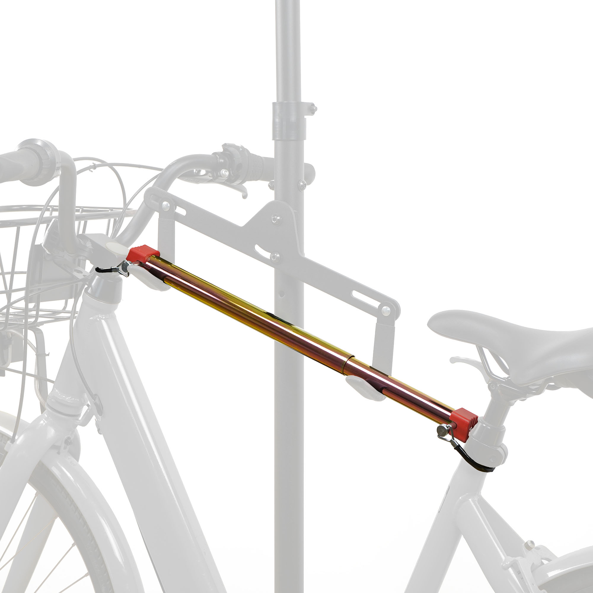 Details about  /Cyclingdeal Economical Quality Bike Rack Bicycle Frame Adapter Cross Bar