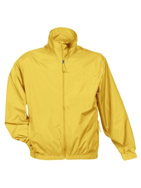 Tri-Mountain Men's Big And Tall Zipper Shell Jacket