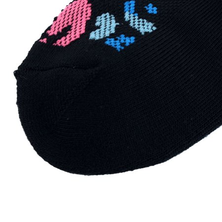 9bf95158ea Women Quarter Stockings Workout Low Cut Sport Ankle Socks Assorted Color 5  Pairs - image 1 ...