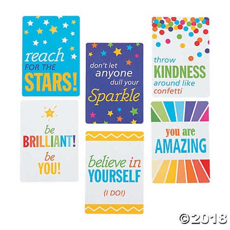 Mini Movie Card (Mini Encouragement Cards )