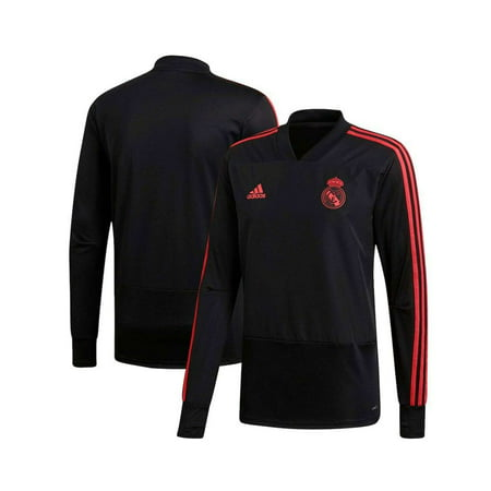Adidas Men's Real Madrid Ultimate Training Long Sleeve Shirt